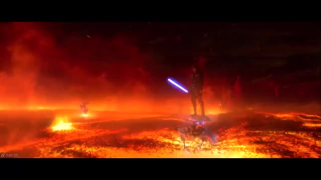 Watch and share Y2mate.com - Obi-Wan Vs Anakin - Duel On Mustafar (Part 2) Star Wars Revenge Of The Sith (2005) Movie Clip 4K D4UiQX-Rf3U 1080p GIFs on Gfycat