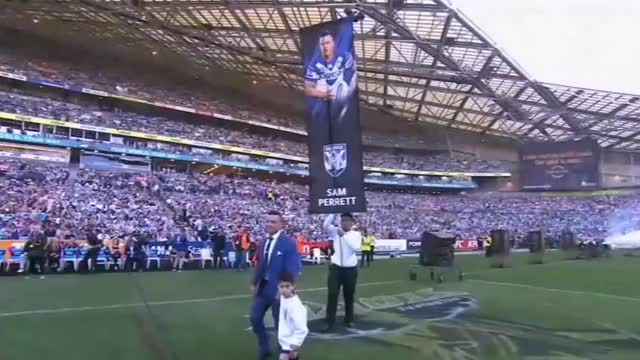 Watch and share Dab At Grand Final GIFs on Gfycat