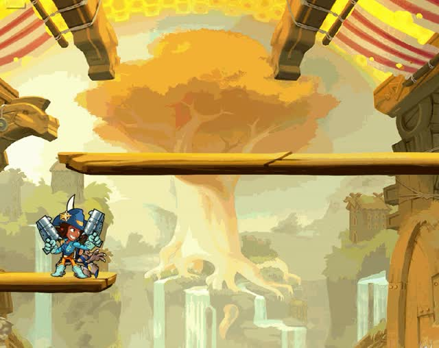 Watch and share Brawlhalla GIFs by mariox222 on Gfycat