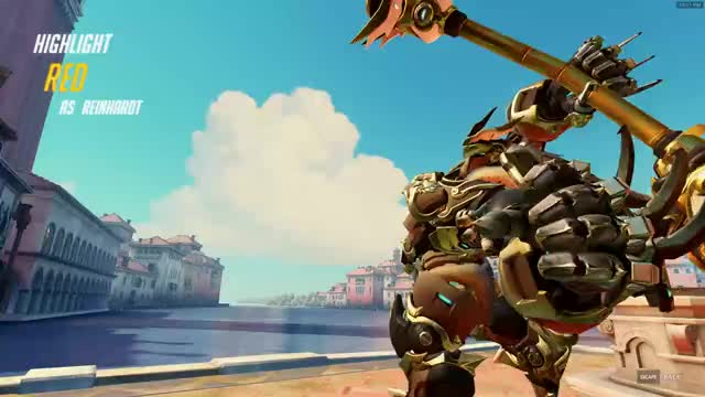 Watch and share Highlight GIFs and Overwatch GIFs by jacfrostt on Gfycat