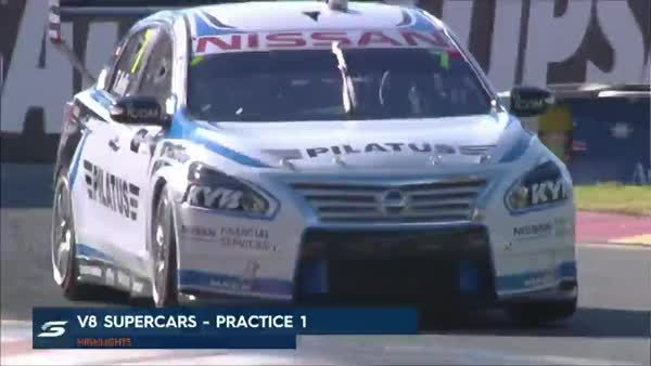 motorsportgifs, v8supercars, I believe I can fly! GIFs