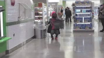Watch Duck Walk Grocery Store GIF on Gfycat. Discover more related GIFs on Gfycat