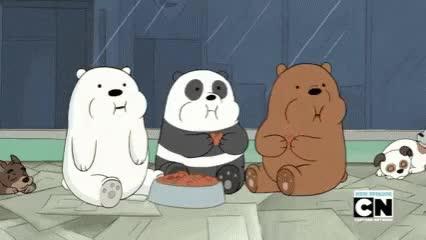 Watch and share Bare Bears We Bare Bears GIFs on Gfycat
