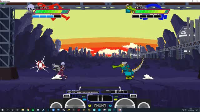 Watch and share Lethal League 2019.11.14 - 19.34.38.02.DVR GIFs by Fl o x on Gfycat