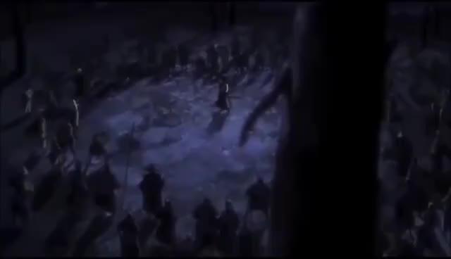 Afro Samurai - first battle (massacre)
