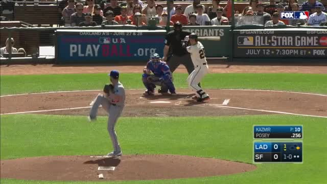 Watch Posey loses his bat GIF on Gfycat. Discover more related GIFs on Gfycat