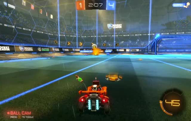 Watch and share Rocket League GIFs and Games GIFs by dood on Gfycat