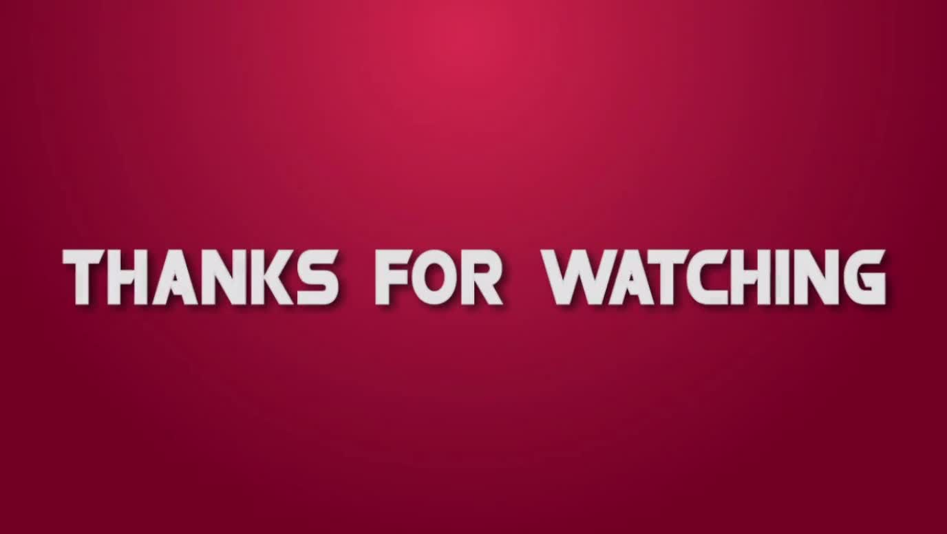 ! THANKS FOR WATCHING ANIMATED ! - YouTube - Google Chrome 8 15 2017 6 52 16 AM GIFs