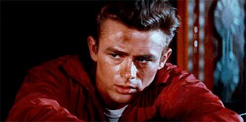 Watch and share Nicholas Ray GIFs and James Dean GIFs on Gfycat