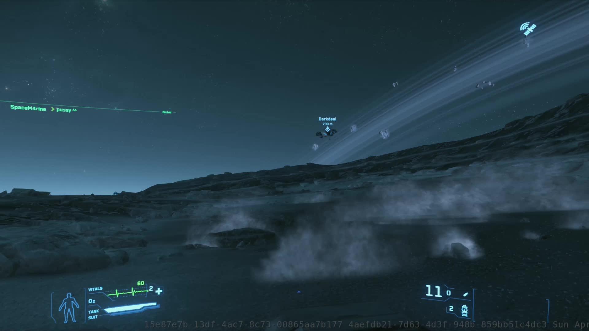 StarCitizen, Landing attempt GIFs