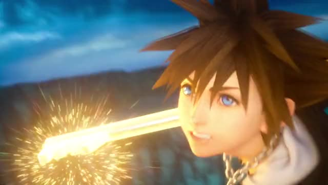 Watch and share Kingdom Hearts GIFs and Square Enix GIFs on Gfycat
