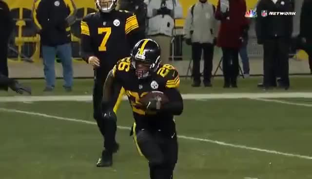 Watch and share Ravens Vs. Steelers | NFL Week 16 Christmas Game Highlights GIFs on Gfycat