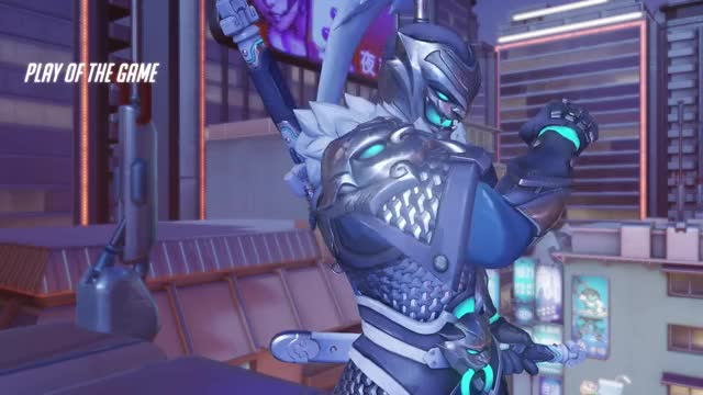 Watch and share Getting The Hang Of Genji 18-03-04 15-53-18 GIFs on Gfycat