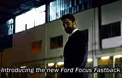 Watch and share Ford Focus Fastback GIFs and Hot Male Celebs GIFs on Gfycat
