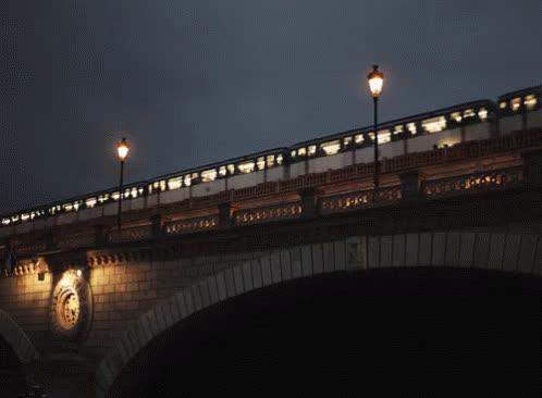train, trains, transportation, train tunnel GIFs