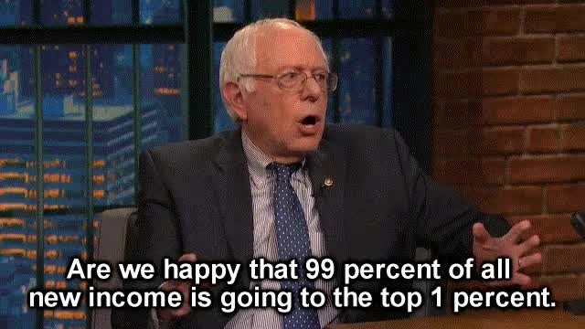 bernie sanders, politics, Real Talk with Bernie Sanders GIFs