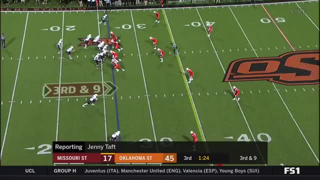 Watch and share Missouri State GIFs and Oklahoma State GIFs by Pistols Firing on Gfycat