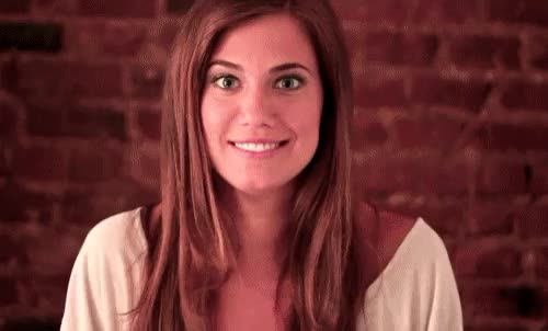 Watch this allison williams GIF on Gfycat. Discover more allison williams, fingers crossed GIFs on Gfycat