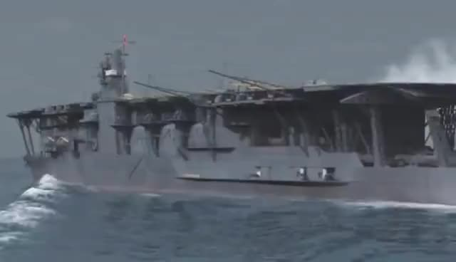 Watch Imperial Japanese Navy's Aircraft Carrier Akagi GIF on Gfycat. Discover more related GIFs on Gfycat