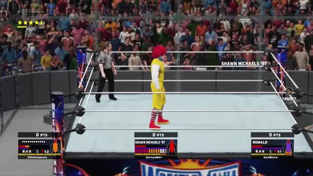 Watch Rockstar GIF by Xbox DVR (@xboxdvr) on Gfycat. Discover more AyoMarco, WWE2K18, xbox, xbox dvr, xbox one GIFs on Gfycat