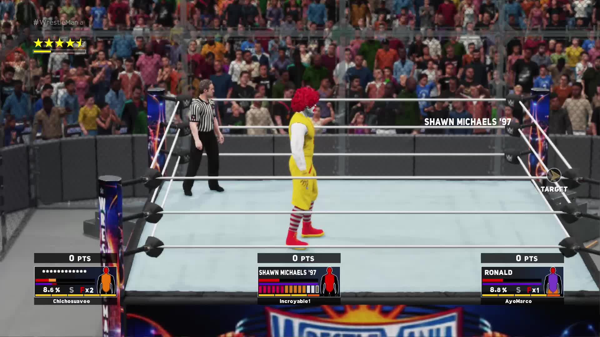 AyoMarco, WWE2K18, xbox, xbox dvr, xbox one, Rockstar GIFs