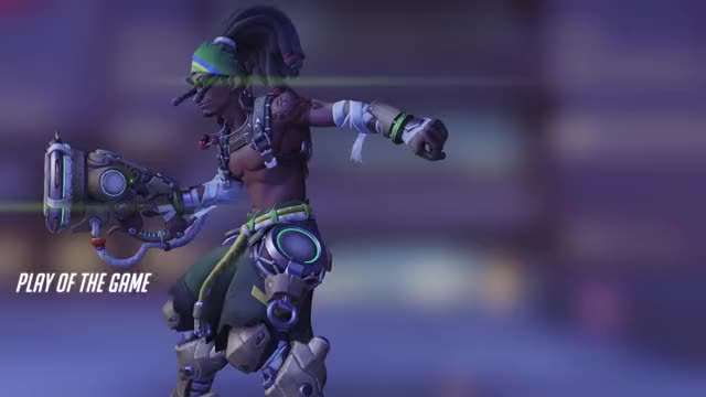 Watch and share Overwatch GIFs and Lucio GIFs by Yokamochi on Gfycat