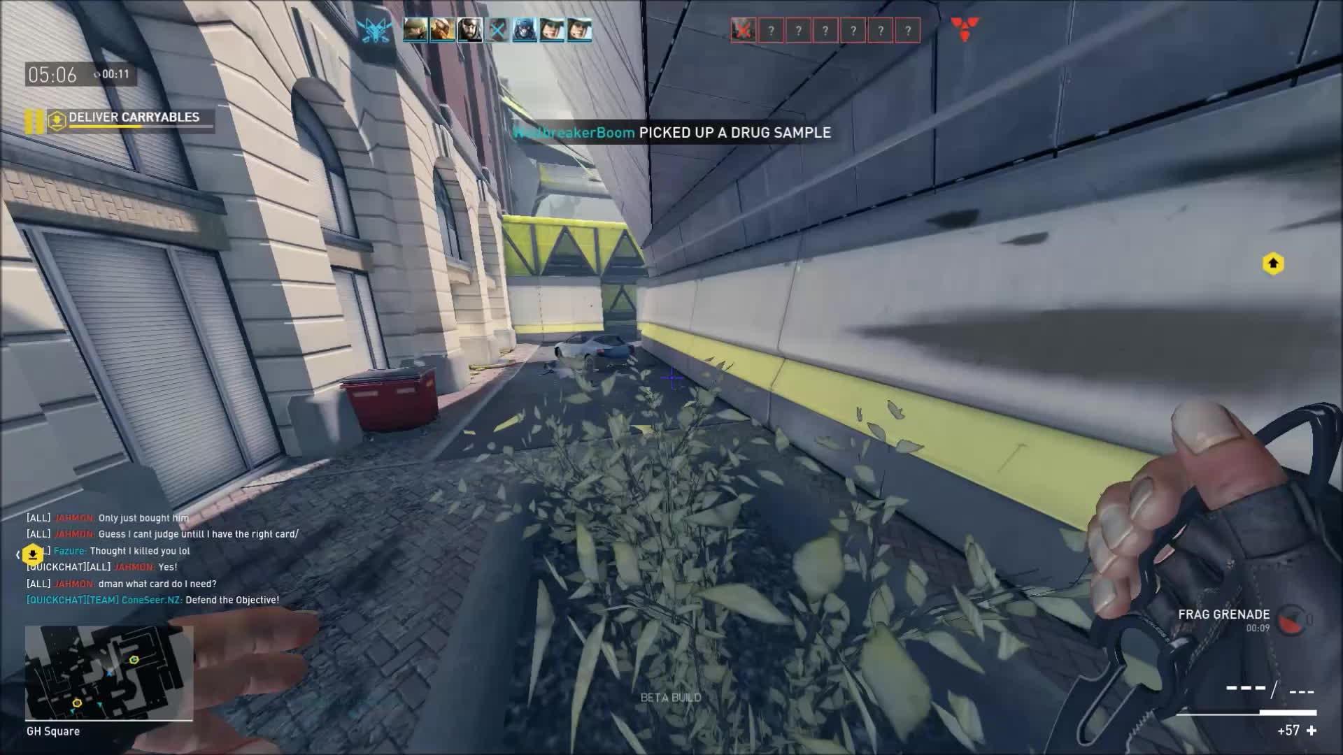 dirtybomb, Never sprint around corners... GIFs