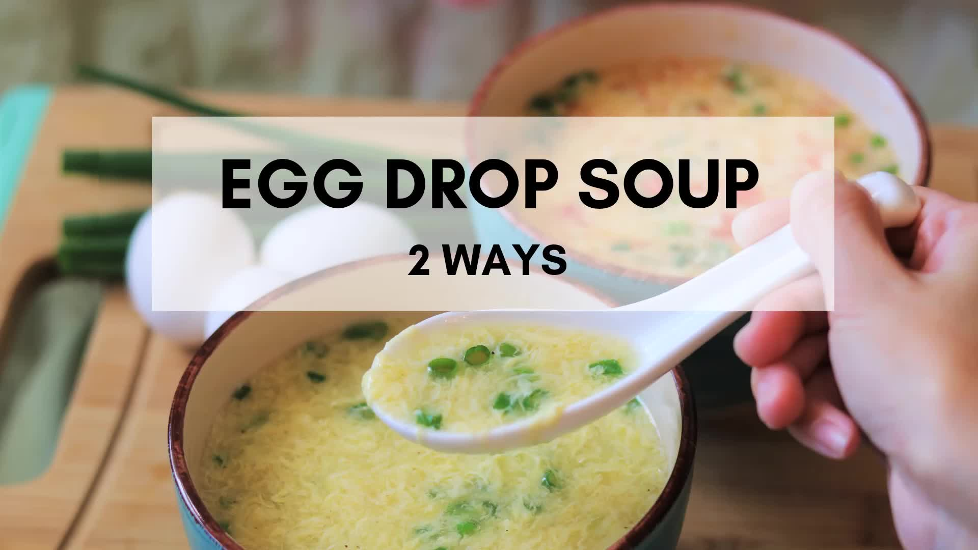 cooking, food, food recipes, recipe, recipes, How-to-make-egg-drop-soup-tomato-egg-flower-soup-recipes-gif GIFs