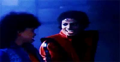 Watch 1980's-90's Gifs GIF on Gfycat. Discover more 1980s, 80s, 80s gifs, 80s music, gif, michael jackson, music, music video, my gif, retro, thriller, zombies GIFs on Gfycat