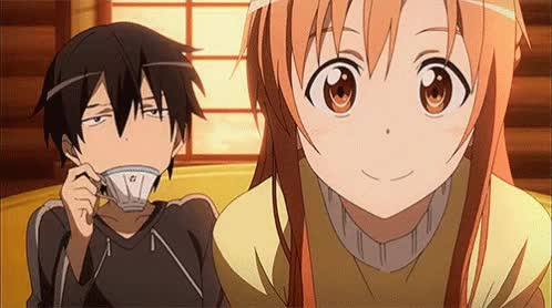 Watch sao asuna GIF on Gfycat. Discover more related GIFs on Gfycat