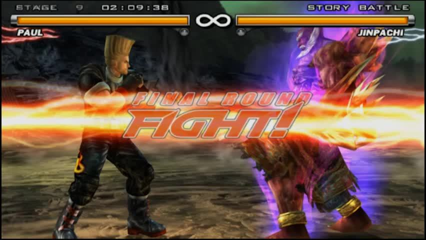 gaminggifs, Tekken 5 - Playstation 2 - Final Boss GIFs