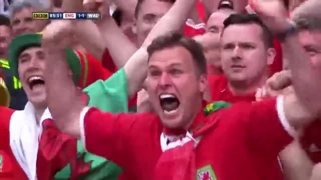 gifs, soccer, swordartonline, [Post Match Thread] Wales 3-1 Belgium (2016 UEFA Euro - Quarterfinal) (reddit) GIFs