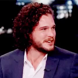 Watch and share Kit Harington GIFs and What A Babe GIFs on Gfycat