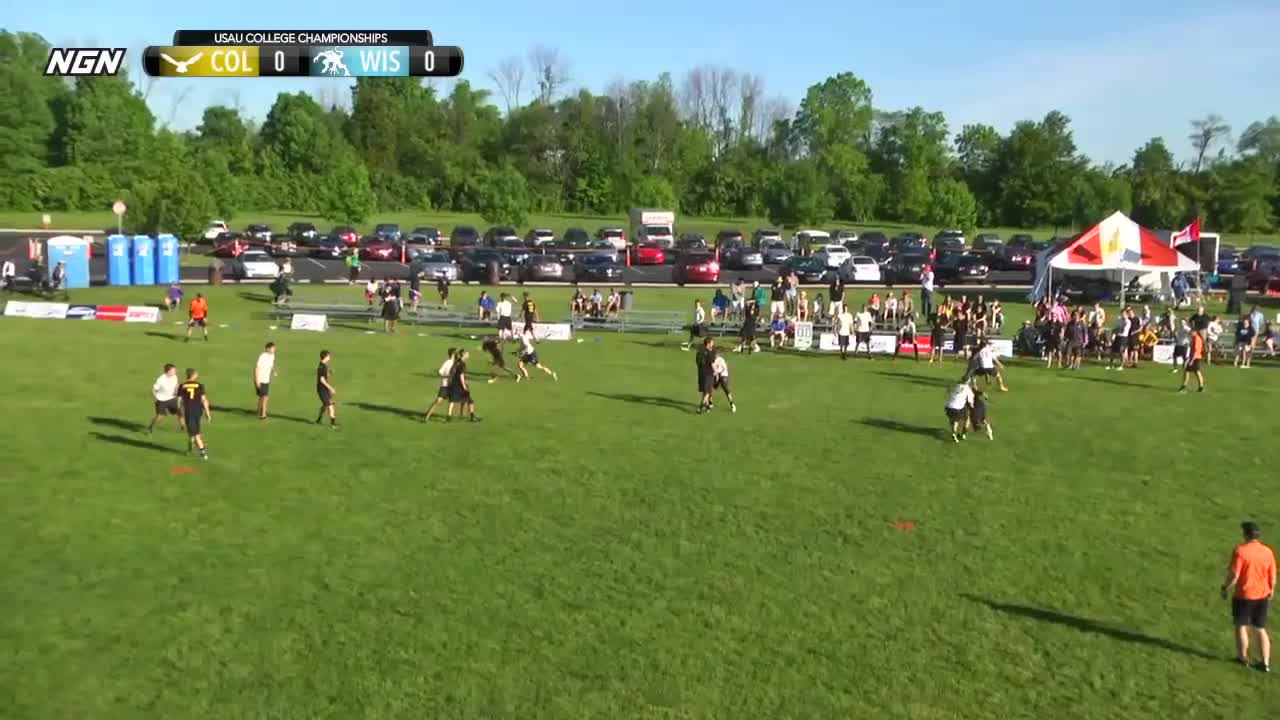 colin camp, college championships, college nationals, full game, jimmy mickle, nexgen, ngn, ultimate frisbee, usa ultimate, usau, Colorado Cut #1 GIFs