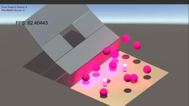 Watch Multiball! GIF by @delicious_orange on Gfycat. Discover more indiedev, unity3d GIFs on Gfycat