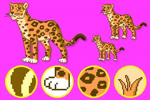 Watch and share Pixel Lions GIFs on Gfycat