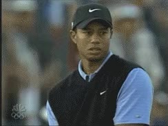 Watch and share Tiger Woods GIFs on Gfycat