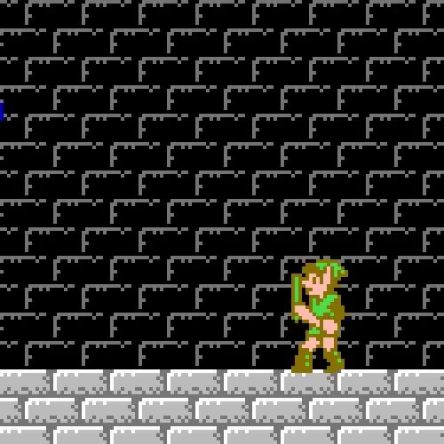 Watch and share Nintendo GIFs and Zelda 2 GIFs on Gfycat