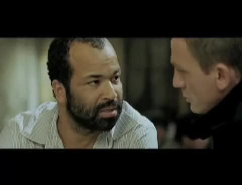 Watch and share Jeffrey Wright GIFs and Daniel Craig GIFs on Gfycat