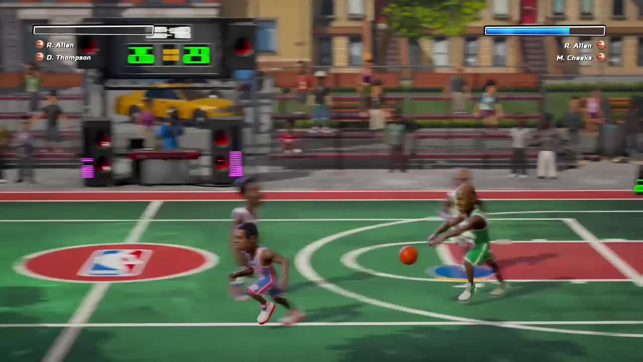 NBAPlaygrounds, OLIVERAJASKA, xbox, xbox dvr, xbox one, Nba  GIFs