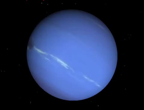Watch and share Neptune Rotation GIFs on Gfycat