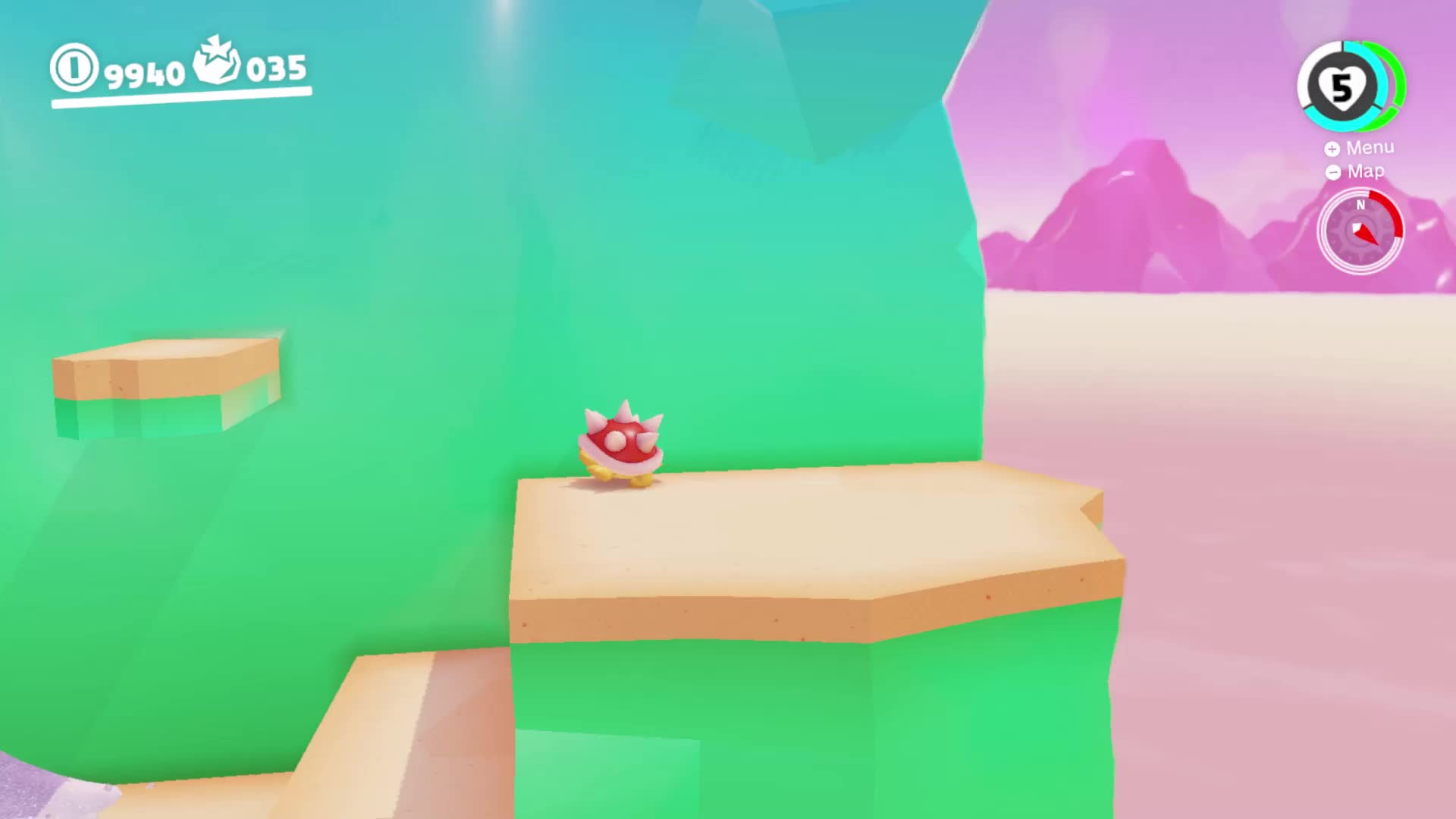 Super Mario Odyssey on Switch GIFs