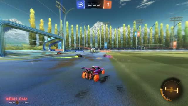 Watch Rocket League GIF on Gfycat. Discover more RocketLeague GIFs on Gfycat