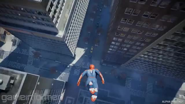 Watch and share Spiderman GIFs and Insomniac GIFs on Gfycat