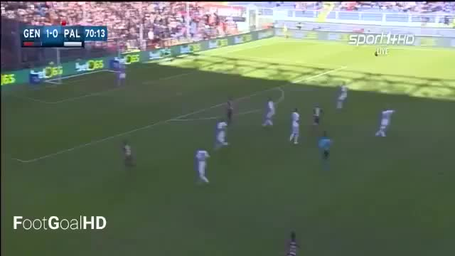 Watch and share Genoa Vs Palermo GIFs and Soccer GIFs by improb on Gfycat