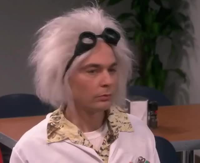 The Big Bang Theory - Howard Dresses Up As Sheldon
