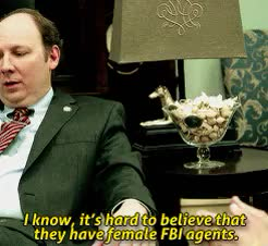 Watch and share Roger Furlong GIFs and Selina Meyer GIFs on Gfycat