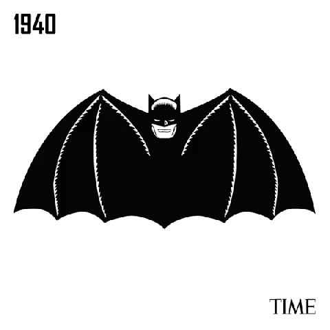Watch and share Batman Logos GIFs on Gfycat