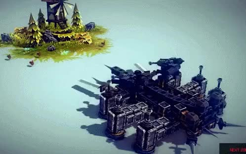 Watch Awesome Besiege Creations GIF on Gfycat. Discover more related GIFs on Gfycat