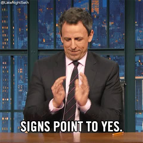 Watch and share Seth Meyers GIFs and Celebs GIFs on Gfycat